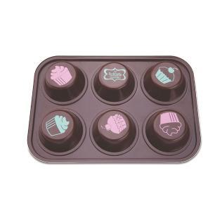 Conjunto Forma Cupcakes 6 Cavidades La Pasticceria Tramontina