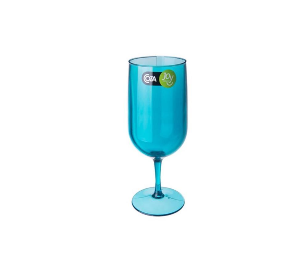 Taça Cerveja Fun 6,1 X 6,1 X 18,5 Cm 300 Ml Verde Coza