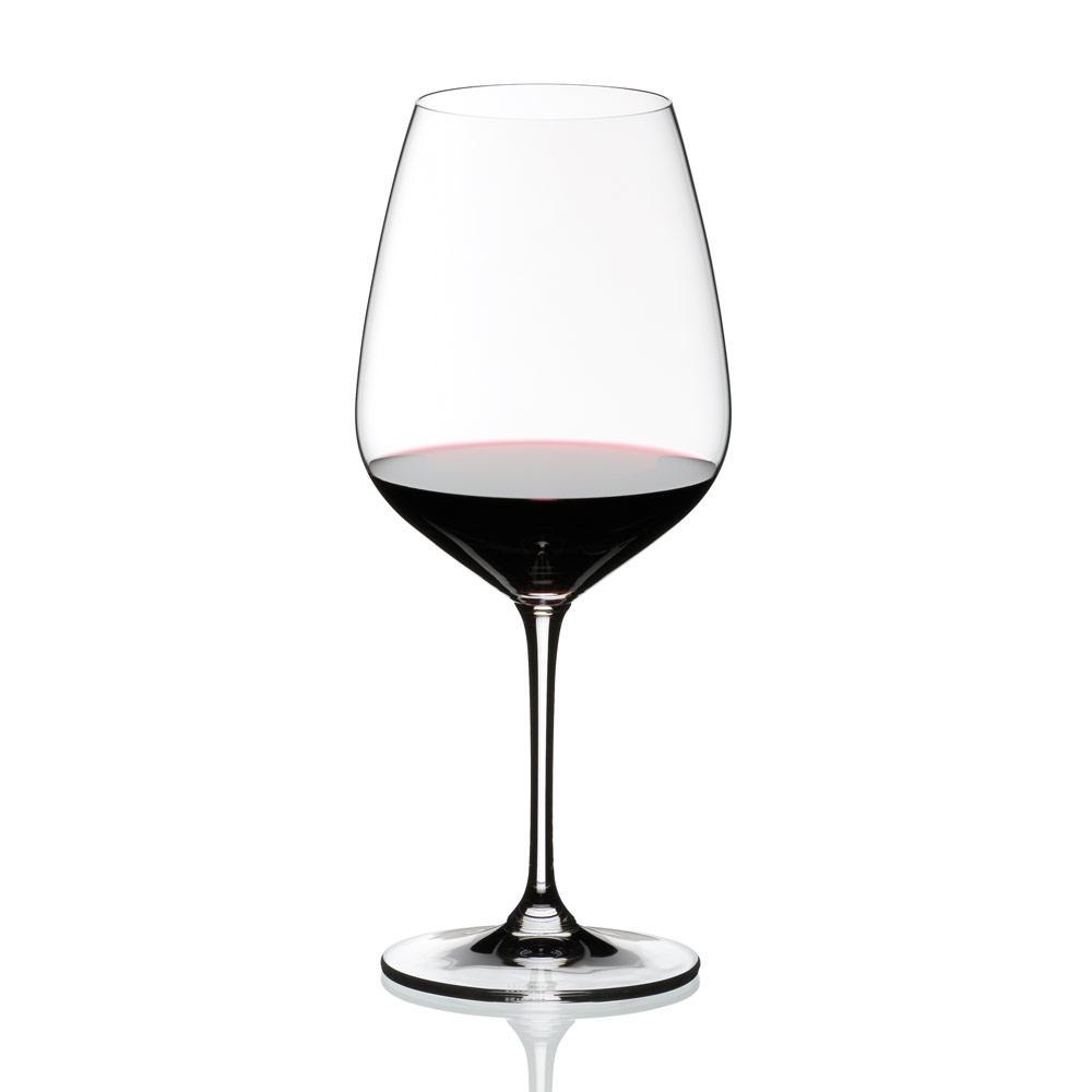 Conjunto Com 2 Taças Riedel Para Vinho Cabernet Heart To Heart - 6409/0
