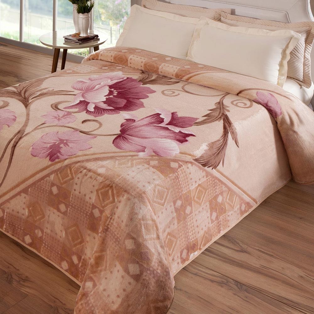 Cobertor Kyor Plus Soft 1.80 x 2.20m Montecarlo