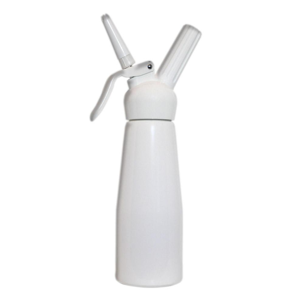 Garrafa Sifão 1/2L Alumínio Plástico White Best Whip-1/2 Alp