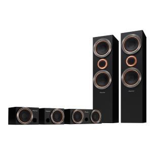 Kit De Caixas De Som Acústicas Srs55Tb 150W 8Ohms Pionner