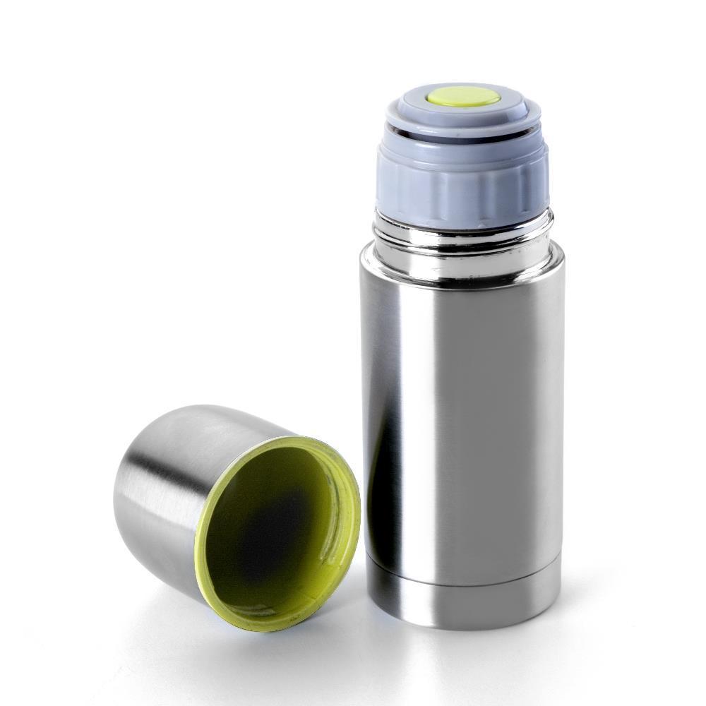 Mini Garrafa Térmica Inox 125 Ml Ibili - 753801