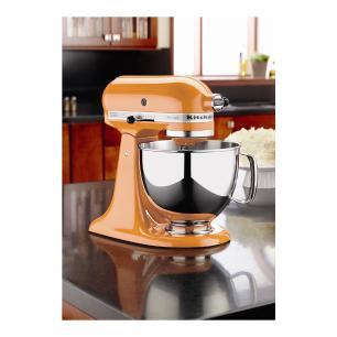 Batedeira Kitchenaid Stand Mixer Tangerine 110V