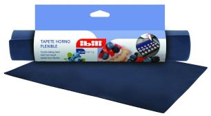 Tapete Para Forno Em Silicone Blueberry 30X40 Cm Ibili - 860021