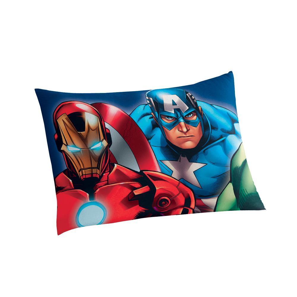 Fronha Avengers 50X70 Com 1 Pc
