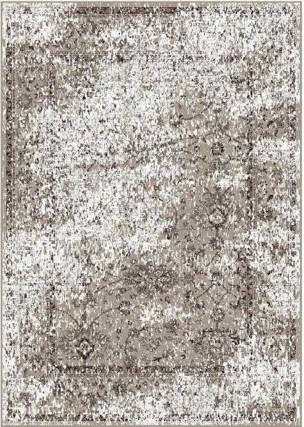 Passadeira Belga Douve 0.68X1.10 Est.1X4 Cor Cinza