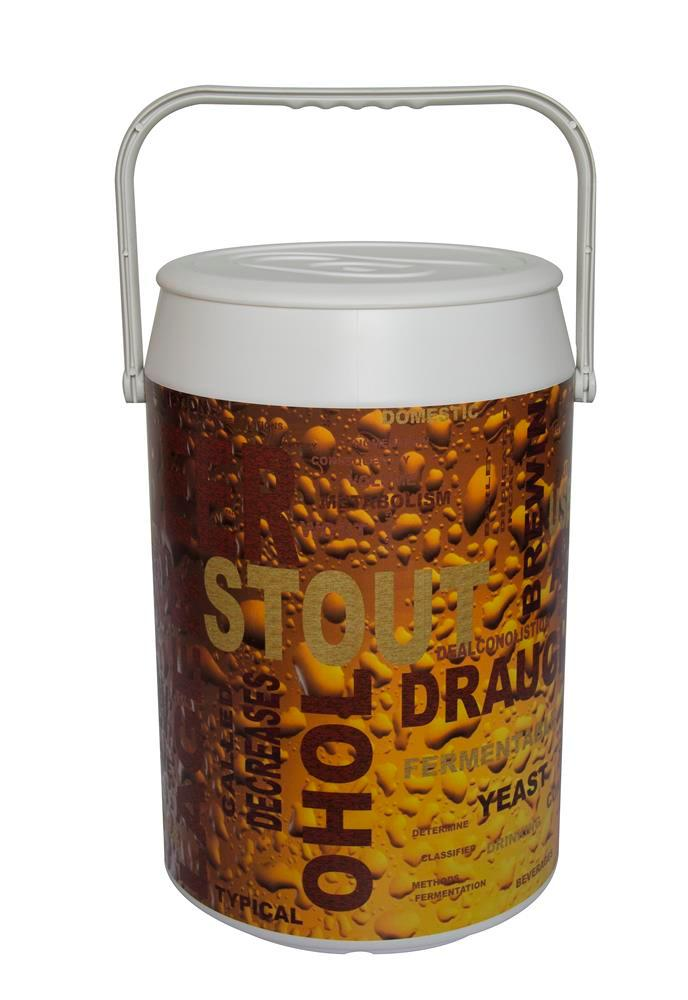 Cooler 42 Latas Beer Book Anabell