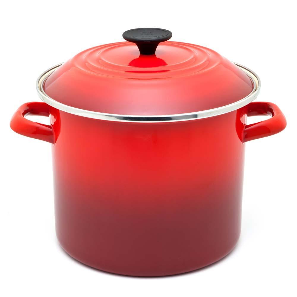 Caldeirão Stock Pot 26Cm Vermelho Le Creuset