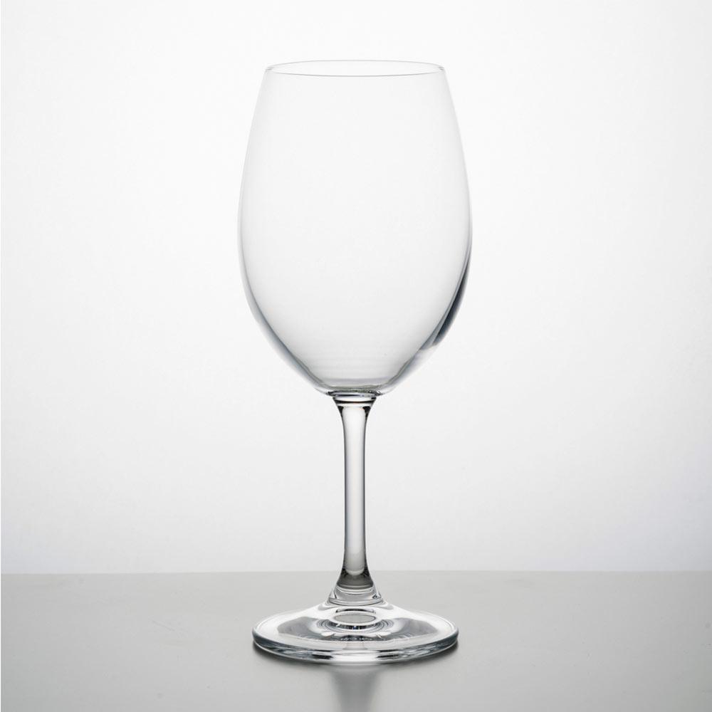 Jogo 6 Taças De Vidro Para Água 450Ml Klara Bohemia - 5503