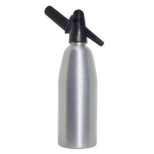 Garrafa Sifão Soda 1L Alumínio Prata Best Whip - Soda - Pr