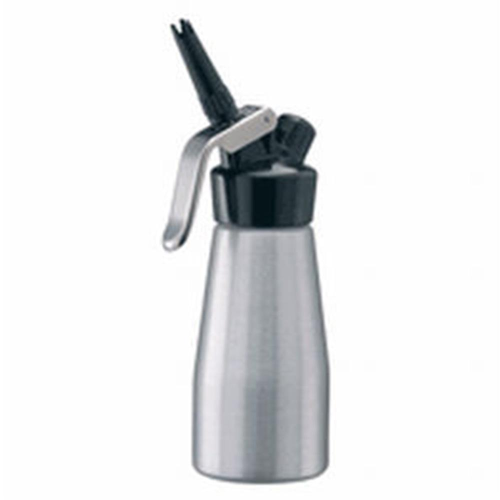 Garrafa Para Chantilly Mini Whip Alumínio Isi 1/4L
