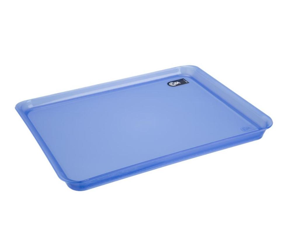 Bandeja A4 32,5 X 23,5 X 2,5 Cm Azul Coza