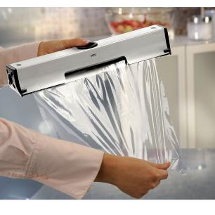 Porta Papel Alumínio Inox Folio Gefu