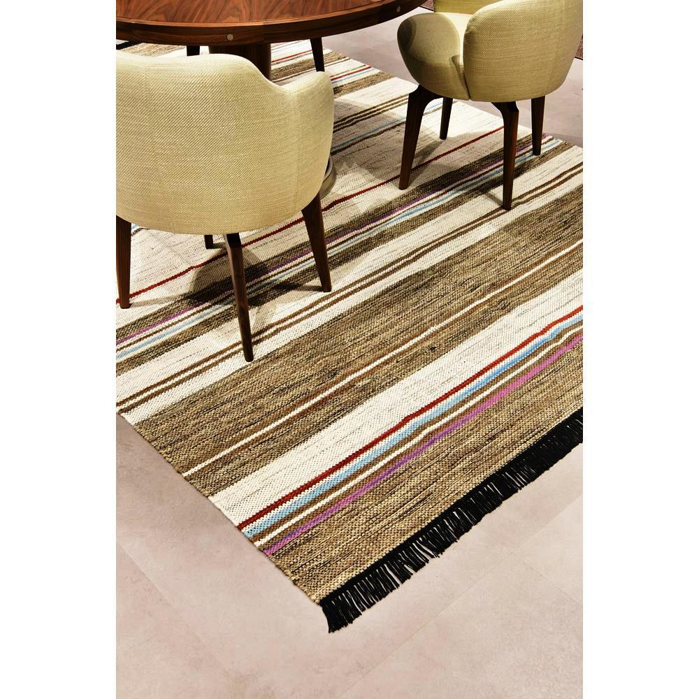 Tapete Indiano Baider Stripe 1.00X1.40 Natural