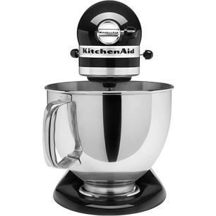 Batedeira Kitchenaid Stand Mixer Preta 110V
