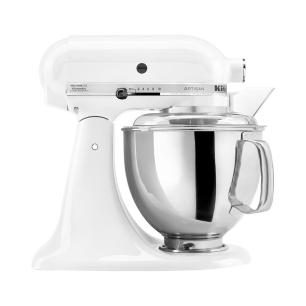 Batedeira Kitchenaid Stand Mixer White 110V