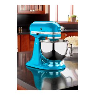 Batedeira Kitchenaid Stand Mixer Crystal Blue 110V