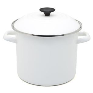 Caldeirão Stock Pot 22Cm Branco Le Creuset