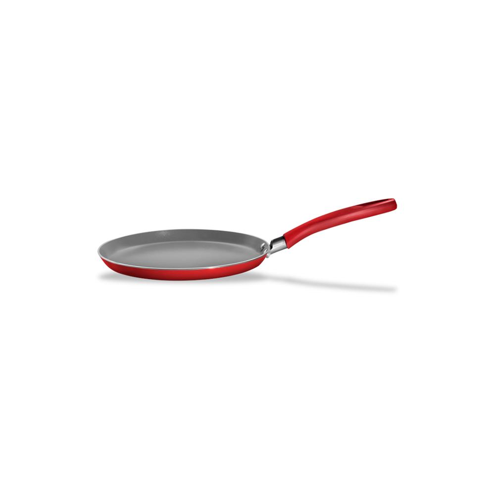 Panquequeira Ceramic Life 2.5 Vermelha Brinox
