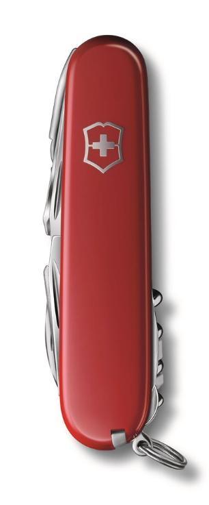 Canivete Swisschamp 33f Vermelho Victorinox