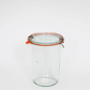 Pote De Vidro Mold Alto 850Ml Weck Jars