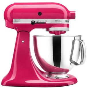 Batedeira Kitchenaid Stand Mixer Cranberry 110V