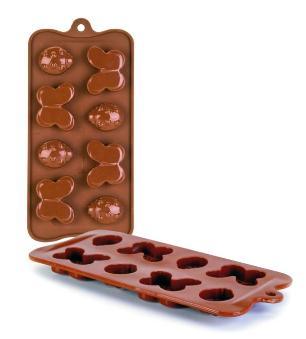 Molde Chocolates Silicone Chocolate Primavera Ibili - 860310