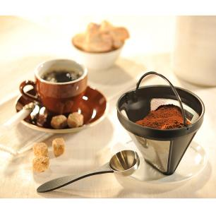 Filtro De Café Em Aço Inox Arabica Gefu