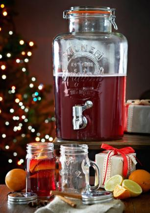 Dispenser Para Suco E Drinks 8L Kilner