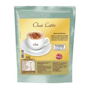 Chai Latte Pacote 250Gr Flari