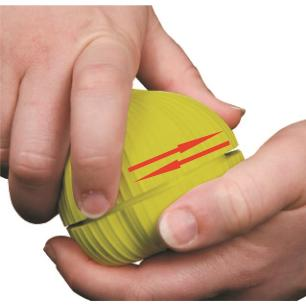 Picador De Alho Plástico 8C7 Cm - 726700