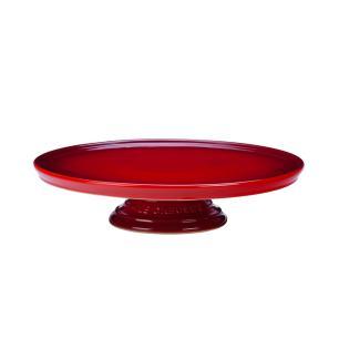 Suporte Para Bolo 30X7Cm Vermelho Le Creuset