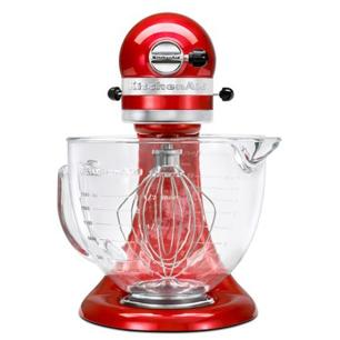 Batedeira Kitchenaid Stand Mixer Candy Apple 110V
