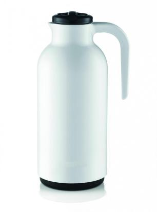 Garrafa Térmica Plástico Reunir 1l Branco Sanremo