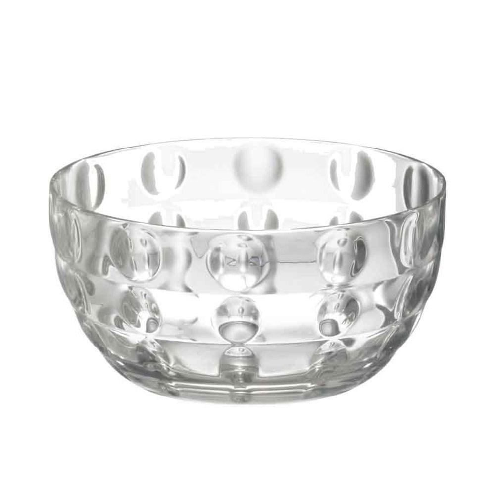 Saladeira De Acrílico 25 Cm Transparente Bono