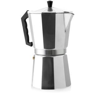 Cafeteira Aluminio Para 6 Cafézinhos Af06 Mimo