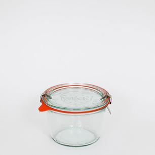 Pote De Vidro Mold 370Ml Weck Jars