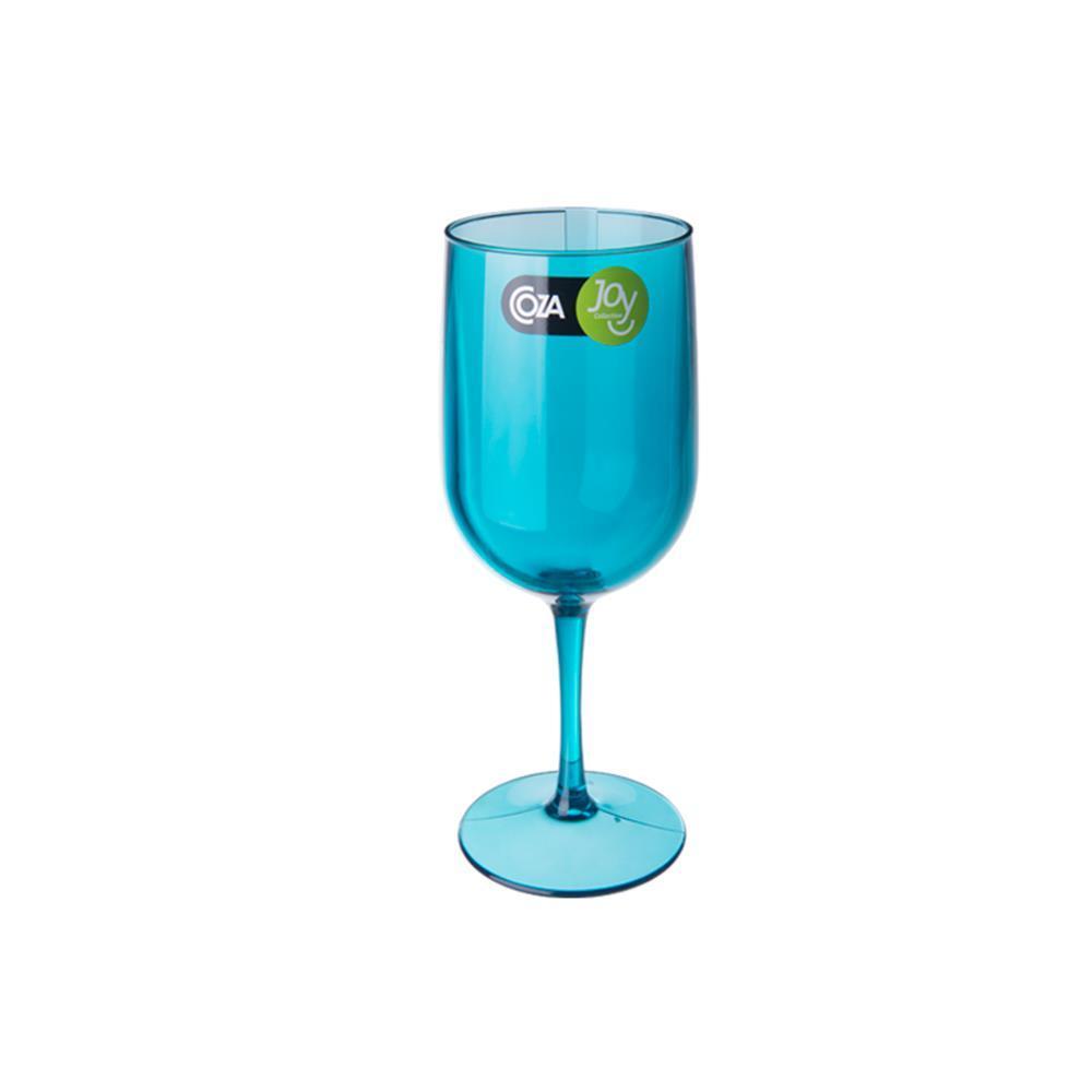 Taça Água / Vinho Fun 380Ml Verde Coza