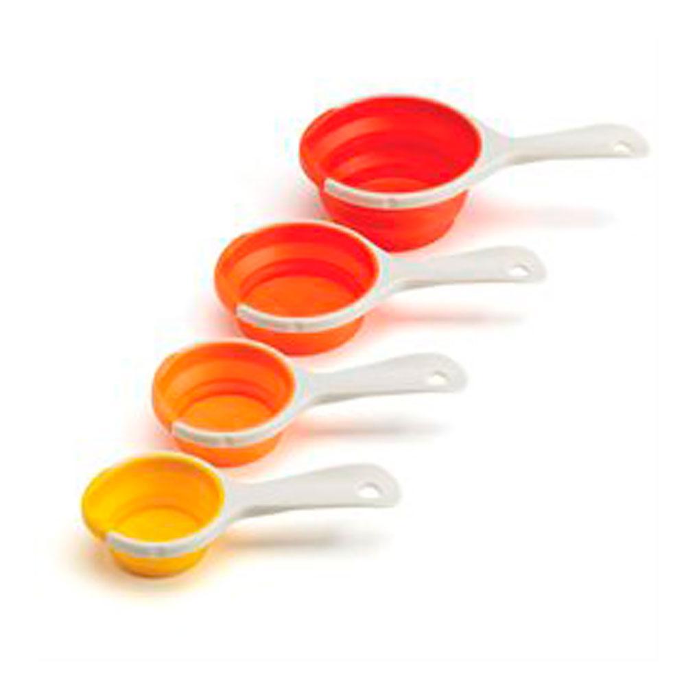 Medidores Com Dosador Retráteis Sleekstor Chef`N - 102250179