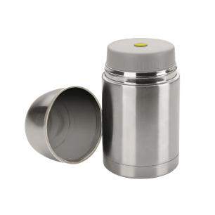 Garrafa Térmica Para Alimentos Em Inox 600 Ml Ibili - 753906