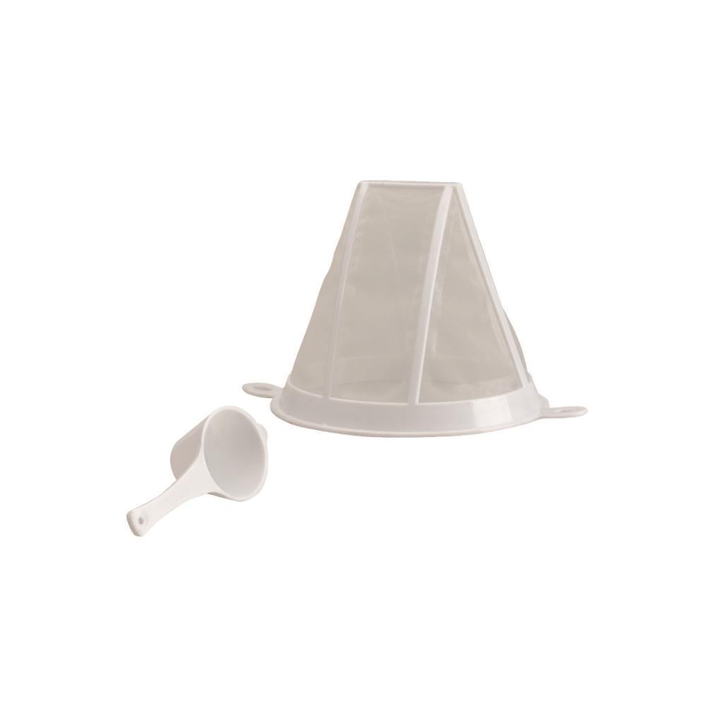 Filtro Para Café Com Colher Medidora De Plástico Ibili - 760900