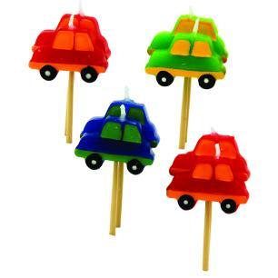 Conjunto Com 8 Velas Cars Tala - 10162