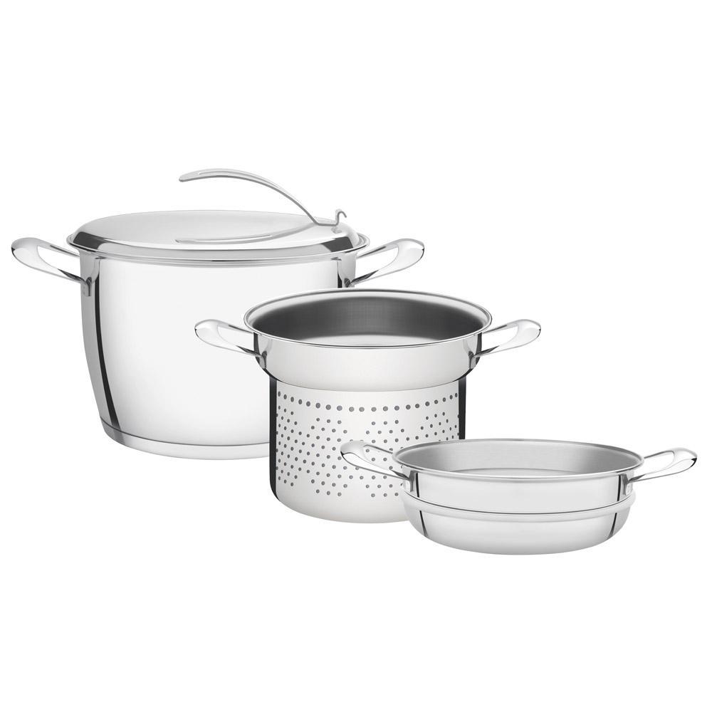 Conjunto Multi Cooker 3 Peças Ventura Tramontina - 65360070