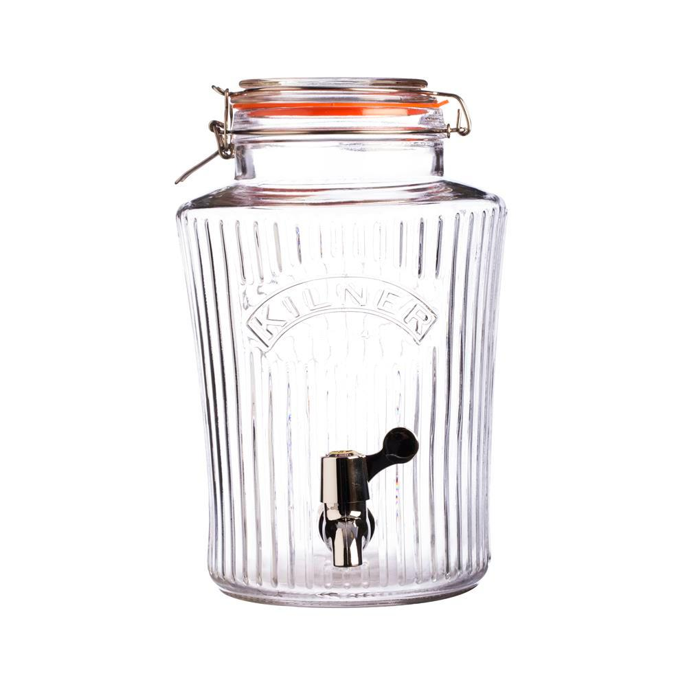 Dispenser Para Sucos e Drinks 8L Kilner