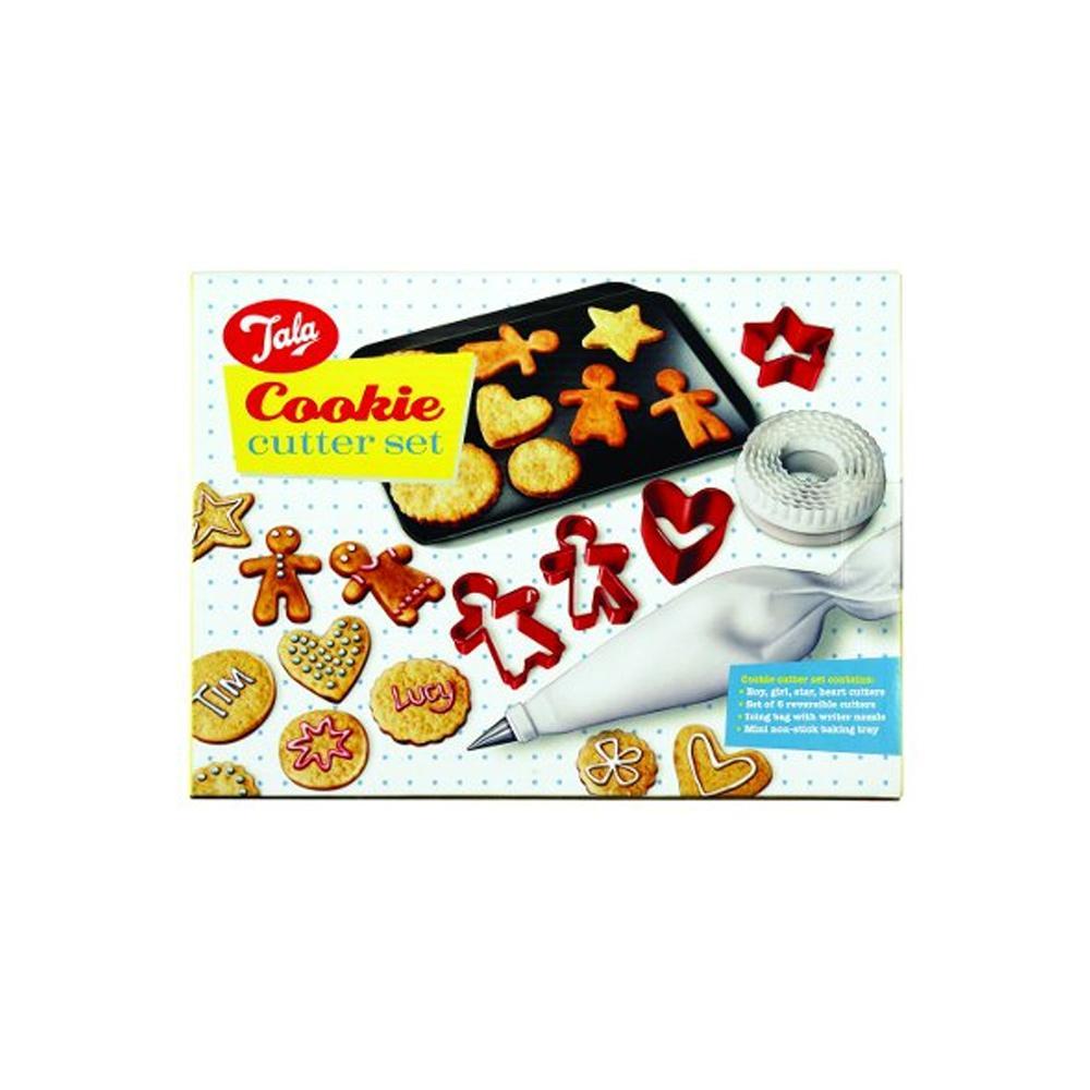 Conjunto De Acessórios Para Cookie Tala