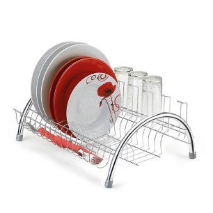 Escorredor De Louça Com Porta Copos Fantastik Arthi - 1067