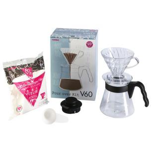 Kit Para Passar Café Hario V60