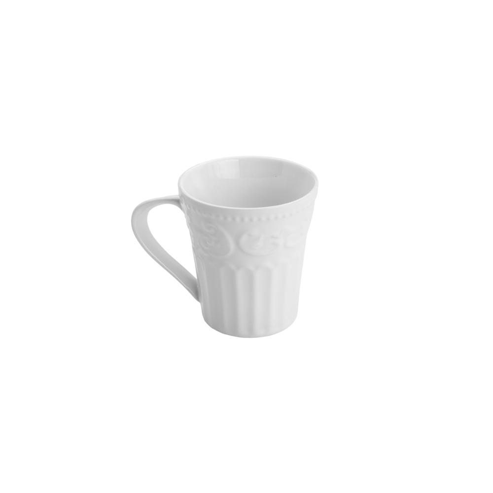 Caneca Porcelana New Bone China Angel br 300ml Lyor