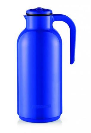 Garrafa Térmica Plástico Reunir 1l Azul Sanremo